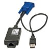 KVM Switchi CAT-32 IP CAM moodul: USB & VGA