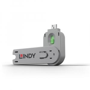 USB pordi luku võti, roheline