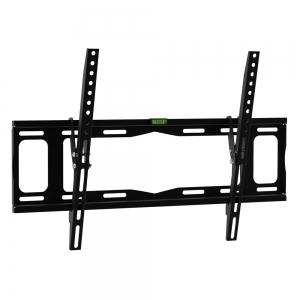 "Monitori seinakinnitus Slim, kuni 40kg, 60"", must, VESA 600x400mm"