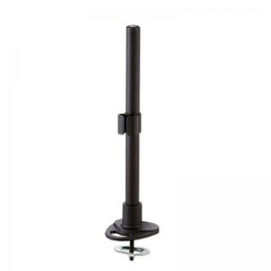 Monitori hoidiku lauakinnitus, 400mm pikk (laua peale), must