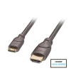 HDMI - mini HDMI kaabel 3.0m, Premium High Speed, 2160p@60Hz, 3D