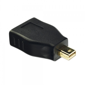 LINDY 41077 Üleminek Mini DisplayPort (M) - DisplayPort (F), must