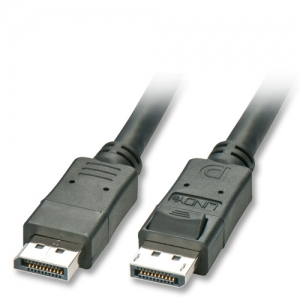 DisplayPort kaabel 20.0m, toetab DPCP, HDCP, 2560x1600