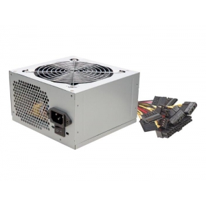 Arvuti toiteplokk ATX 450W LPW 19-25 CE/PFC, Ventilaator 120mm