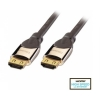 HDMI kaabel 3.0m, CROMO High Speed, 2160p, 3D, Friction Locking