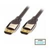 HDMI kaabel 3.0m, CROMO High Speed, 2160p, 3D, Friction Locking