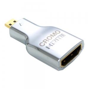 Üleminek Micro HDMI (M) - HDMI (F), CROMO