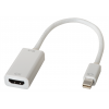 Konverter Mini DisplayPort (M) - HDMI (F), 2160p Active 0.15m