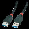 USB 3.0 kaabel A - A 2.0m, must