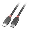 USB 2.0 kaabel C - C 0.5, must, Premium
