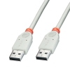 USB 2.0 kaabel A - A 0.2m, hall