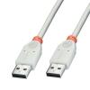 USB 2.0 kaabel A - A 5.0m, hall