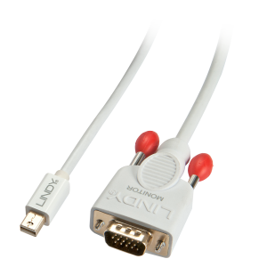 Mini DisplayPort - VGA kaabel 2.0m, 1920x1200@60Hz