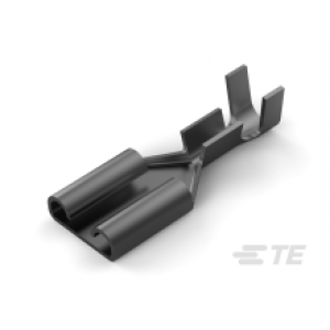6,35x0,81mm pesa 0,3...0,9mm² juhtmele (F-crimp)