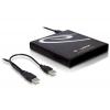 5.25´´ väline korpus sülearvuti DVD/CD seadmele, USB 2.0 ühendus