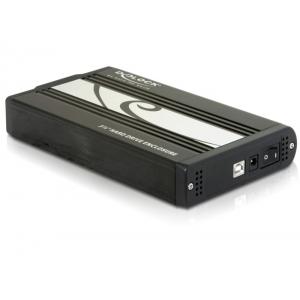 Kõvakettakarp 2.5´´ SATA / IDE kettale, USB 2.0-B ühendus, on/off lülitiga
