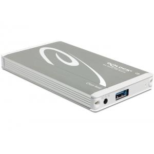 CompactFasti karp 2xCFast - > USB 3.1-A, Raid