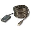USB 2.0 hub: 4 porti, 10.0m pikenduskaabel