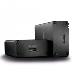 USB 3.1 pikendaja läbi FO kaabli, 350m