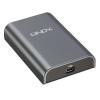 Konverter USB 2.0 > DVI-I, VGA ja HDMI võimalusega