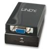 Konverter USB 2.0 > VGA, 1080p tugi