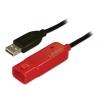USB 2.0 pikenduskaabel (võimendiga) 8.0m