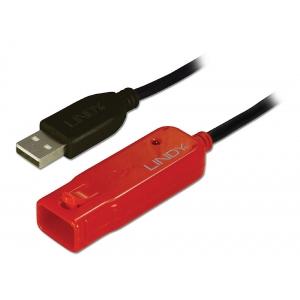 USB 2.0 pikenduskaabel (võimendiga) 8.0m, (Active Pro kuni 60m)