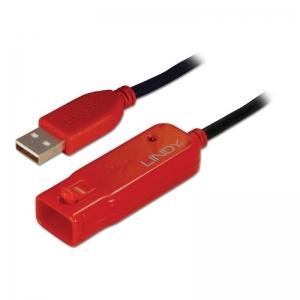 USB 2.0 pikenduskaabel (võimendiga) 12.0m, (Active Pro kuni 60m)