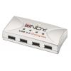 USB 2.0 switch, 4 seadet 2-le kasutajale