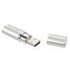 Adapter USB 2.0 IrDA (Windows 98SE kuni 8.1, Win CE, Linux, Mac tugi)