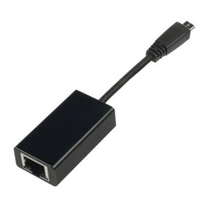 Võrgukaart: USB 2.0 Micro B, 10/100Mbps