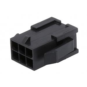 Micro-Fit 3.0 6ne pistik paneelile 2rida