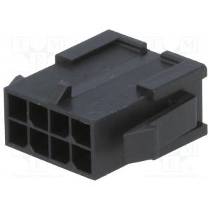 Micro-Fit 3.0 8ne pistik paneelile 2rida