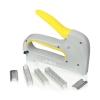 Kaabli klammerdaja ümar 4-8mm ja lapik 2.5-6.3mm kaablile, klambreid kaasas 100tk