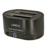 Docking/ Cloning station 2.5´´- 3.5´´ SATA ketastele (USB 3.0 liides)