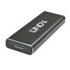 Üleminek M.2 (NGFF) SSD - USB 3.0, alumiiniumist kaitseümbrisega