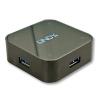 USB 3.0 hub: 4 porti + USB 3.0 A - B kaablid kaasas