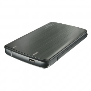Kõvakettakarp 2.5´´ 6Gbps SATA kettale, USB-C liides (Gen2) + USB-C - A kaabel 0.5m