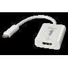Konverter USB 3.1 C (M) - HDMI (F) 2160p 0.15m