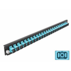 FO eemaldatav esipaneel 24xSC Simplex 19´´ multimode adapteritega OM3
