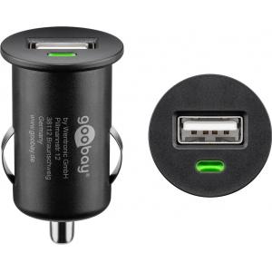 USB Autolaadija, 1xUSB, 1A 12V/24V