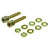 Spetskruvi vastus  4-40 UNC ( 5207719-1) 14,22 mm, kuldne