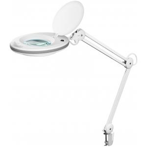 LED luuplamp 520lm, 7.5W, valge, kallutatav, pööratav