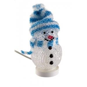 USB Lumememm sinise mütsiga, värvilise LED valgusega 1.4m