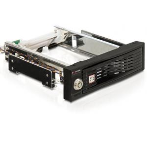 Mobile Rack HDD/SSD paigaldamiseks: 1 x 3.5″ HHD/SSD, vibratsiooni kaitse, 5.25″