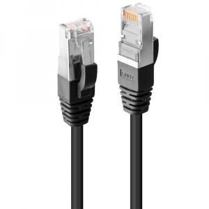 Võrgukaabel Cat6 S/FTP 0.5m, tumehall CROMO (sertif UL)