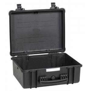 Tööriistakast 480x370x205mm veekindel, must