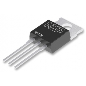 MOSFET N-CH, 600V 10A TO-220