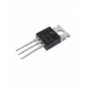 Transistor TIP41C NPN 6 A, 100 V, TO-220