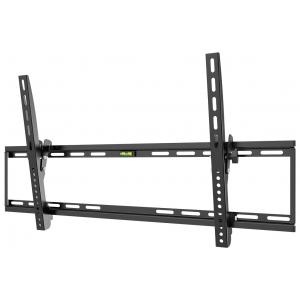 "TV seinakinnitus Basic TILT (XL), kallutatav kuni 8°, 43""-100"" kuni 75kg must"